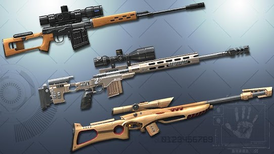 Sniper Shot 3D: Call of Snipers 5