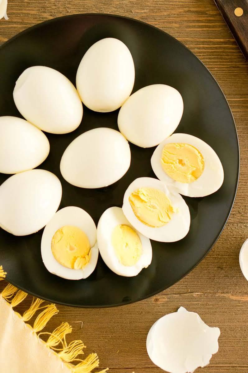 10 Best Hard Boiled Eggs Breakfast Healthy Recipes