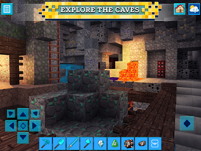 RealmCraft MOD Apk 4.2.6 (Unlimited Shopping) 6