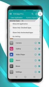 Kill Apps: Close All Running Apps 1.3 APK + MOD (Unlocked) 2