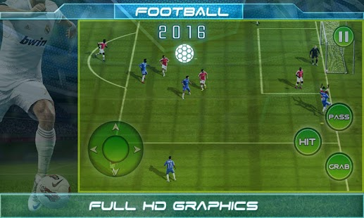 Football- screenshot thumbnail