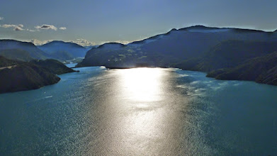 Photo: A tó,mint a tenger /Lac de Serre Poncon/ https://www.youtube.com/watch?v=cXrkTpBA9vg