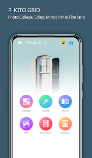 Photo Grid – Photo Collage, Video Collage & Mirror Screenshot