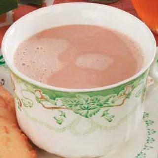 Gingered Tea.