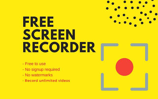 Video Screen Recorder - Free