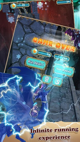 android Dragon Rise: Run 3D Game Screenshot 6