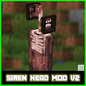 Siren Head v2 Minecraft😱 icon