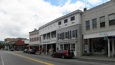 Photo: Beaufort's old buildings