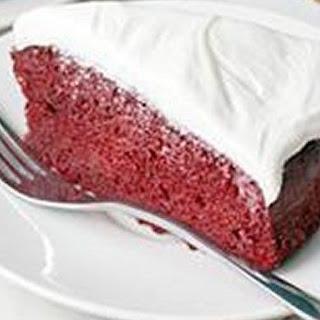 Guinness Red Velvet Cake.
