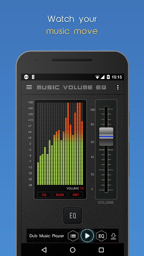 Music Volume EQ + Bass Booster Screenshot