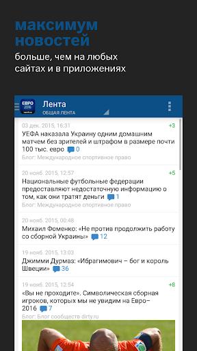 Евро 2016 Live+ Sports.ru