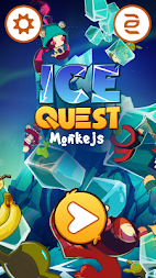 Monkejs: Ice Quest APK screenshot thumbnail 1