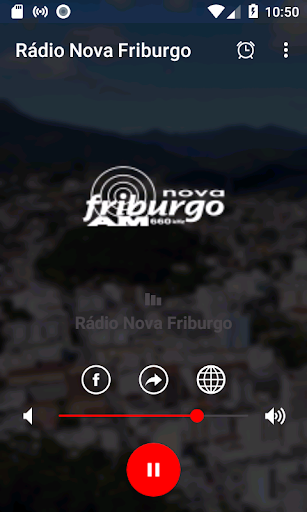 Rádio Nova Friburgo 1.0.6 screenshots 1
