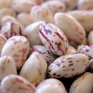 Cranberry Beans with Garlic and Leeks