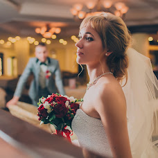 Wedding photographer Mikhail Latkin (latkn). Photo of 24.12.2016