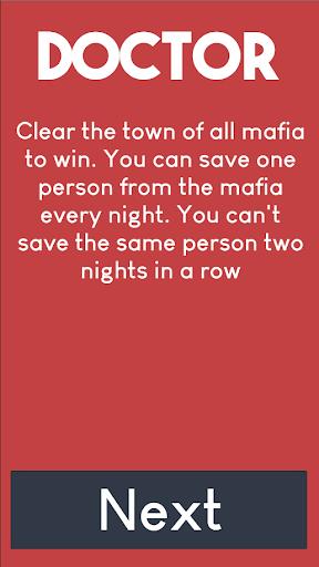Code Triche Mafia Party Game APK MOD (Astuce) screenshots 2