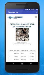Fishopper Lite -Buy Fresh Fish screenshot 2