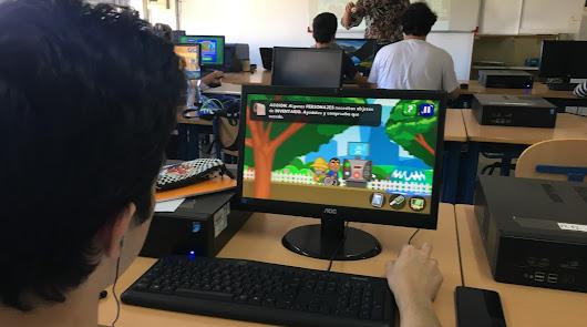 Un videojuego 'made in Almería' para sentirnos como una persona con discapacidad