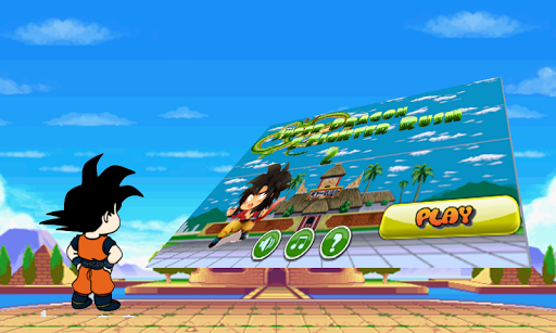 Z-Fighter Super Dragon Rush