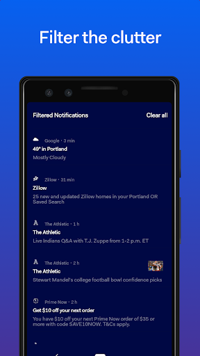 Minimalist launcher for focus | Before Launcher modavailable screenshots 3