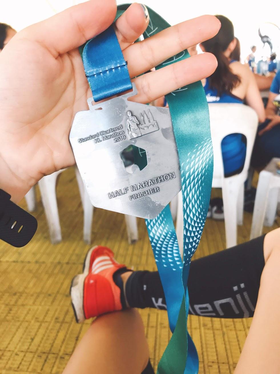 KLSCM 2019 | Half Marathon | iamkahmon