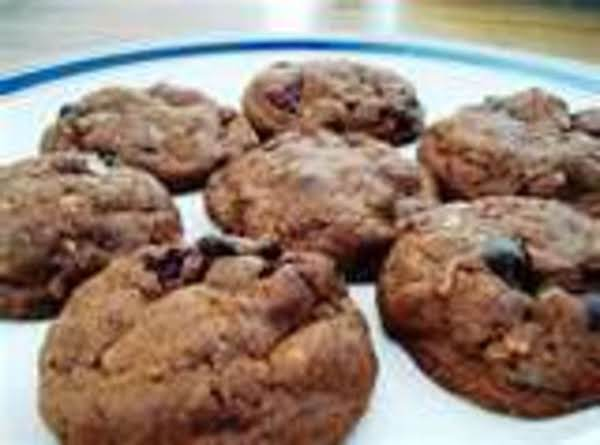 Chocolate Cranberry Cookies Mix In A Jar