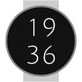 Pure Digi Watch Face