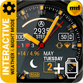 Watch Face ROAD Inter