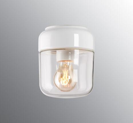 Ifö Electric Ohm 140/170 Klarglas