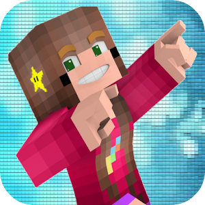 Cartoon Skins For Minecraft PE Latest Apk Download For Android - Skins para minecraft orochimaru