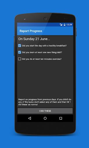 TaskLife Performance Tracker screenshots 3