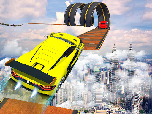 Ultimate City GT Car Stunt: Mega Ramp Climb Racing 2.0 screenshots 6
