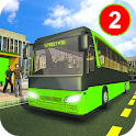 Passenger Bus Simulator City Coach icon