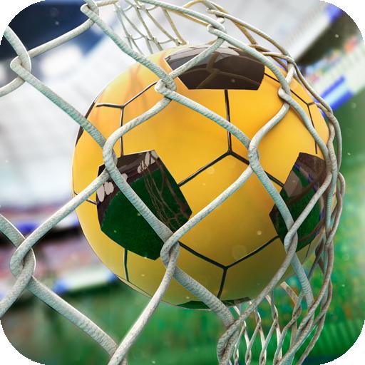 Soccer Shoot Penalty Goals - Player vs Goalkeeper