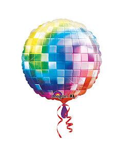 Folieballong, disco