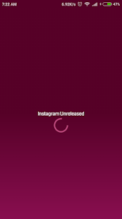 Instagram Unreleased - náhled
