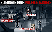 Hitman Sniper Jeux pour Android screenshot