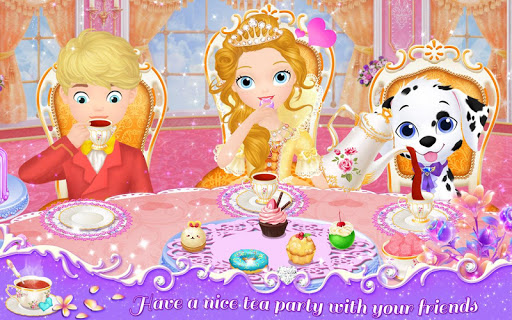 Princess Libby: Dream School 1.1 screenshots 5
