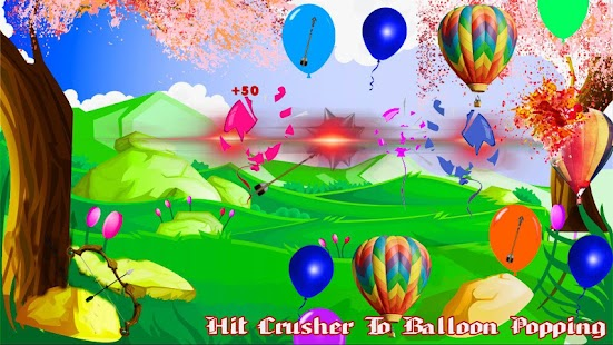 Archery Balloons Shooter - náhled