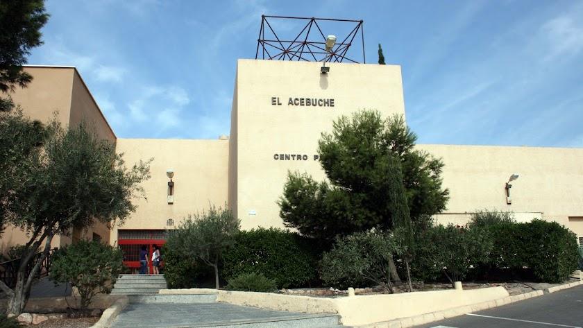 Prisión de El Acebuche en Almería.