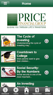 Price Financial Group- screenshot thumbnail