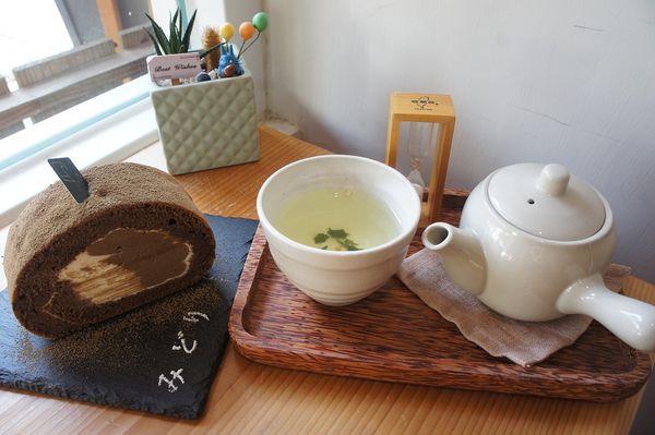 『綠町抹茶專門店』~日式抹茶、焙茶甜點,讓人一秒直飛京都!