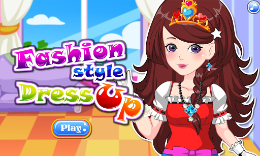 Fashion Style Dress Up