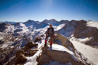 Photo: Mount Starr summit