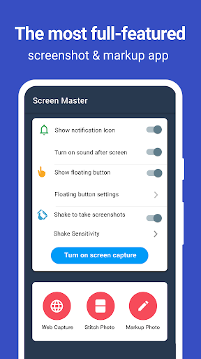 Screen Master: Screenshot & Longshot, Photo Markup 1.6.8.6 Paidproapk.com 1