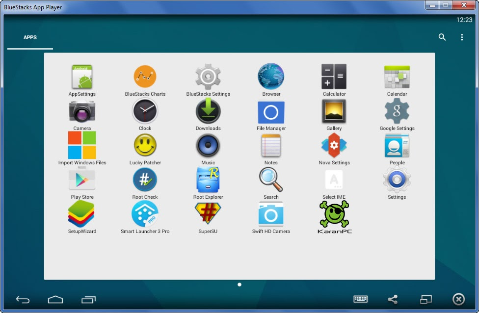 Phần mềm BlueStacks 3 App Player 3.7.12.1547 full