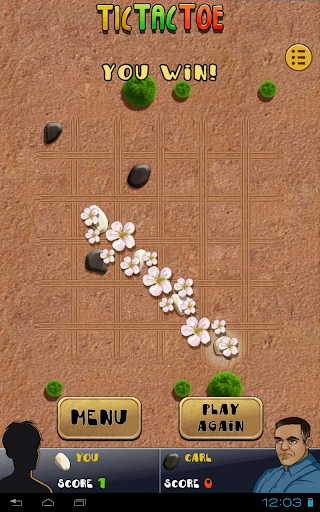 Tic Tac Toe Free screenshot 15
