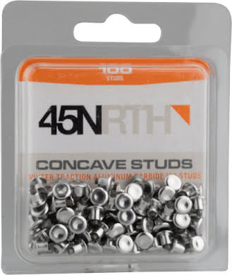 45NRTH Aluminum Carbide Concave Replacement Studs 100 Pack alternate image 0