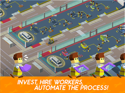 Idle Mechanics Manager u2013 Car Factory Tycoon Game filehippodl screenshot 17