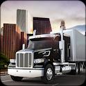 Inter City Truck Cargo Forklift Driver Simulator icon